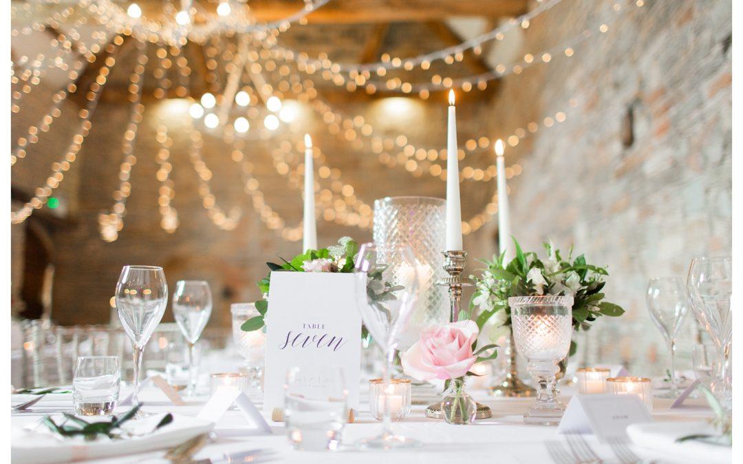 J&G'S ALMONRY BARN WEDDING, SOMERSET